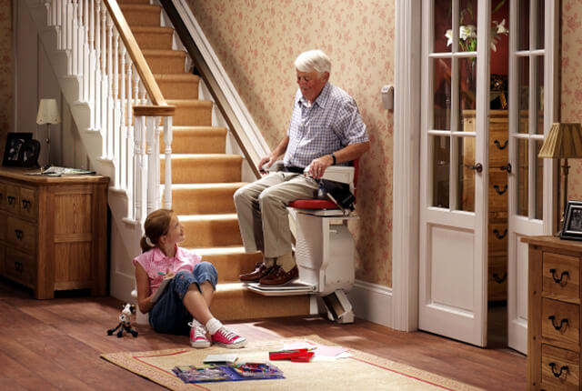 Best Seattle Stair Lift Installer | Cain\'s Mobility WA